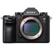 索尼 A9/ILCE-9 微单数码相机 单机身 约2420万有效像素 黑色