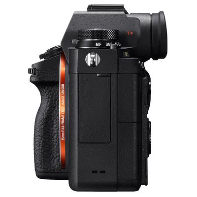 索尼 A9/ILCE-9 微单数码相机 单机身 约2420万有效像素 黑色产品图片2