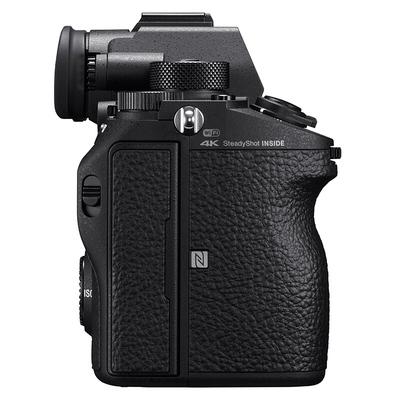 索尼 A9/ILCE-9 微单数码相机 单机身 约2420万有效像素 黑色产品图片3