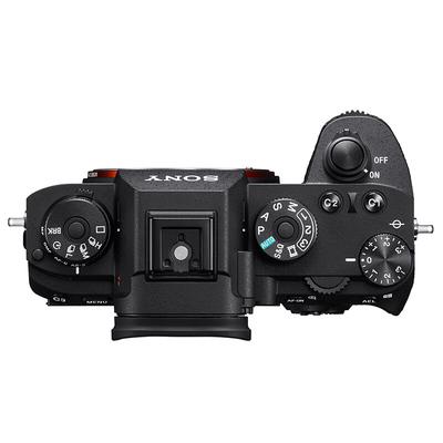 索尼 A9/ILCE-9 微单数码相机 单机身 约2420万有效像素 黑色产品图片4