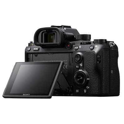 索尼 A9/ILCE-9 微单数码相机 单机身 约2420万有效像素 黑色产品图片5