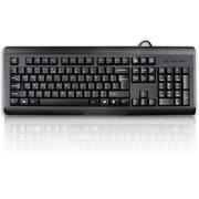 双飞燕  KB-8A 防水有线键盘 有线键盘 电脑键盘 笔记本键盘  USB接口