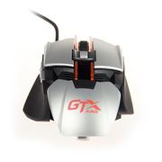 黑爵 GTX专业电竞鼠标 爵士银