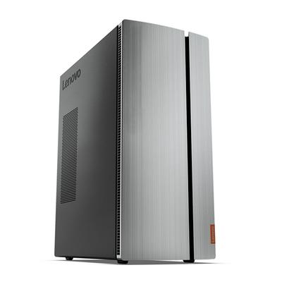 联想 天逸510 Pro 商用台式电脑主机(i5-7400 8G 128G SSD+1T GT730 2G独显 Win10 )产品图片1