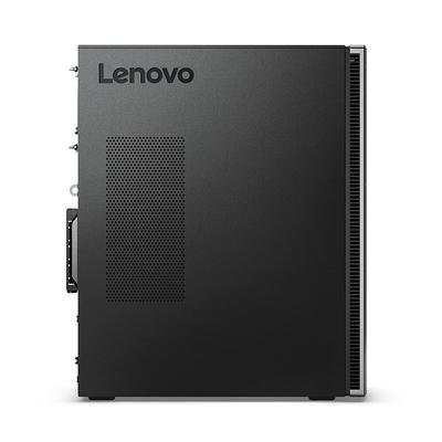 联想 天逸510 Pro 商用台式电脑主机(i5-7400 8G 128G SSD+1T GT730 2G独显 Win10 )产品图片4