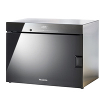 美诺 DG 6001 C 德国进口独立式蒸炉 智能触控纯蒸汽三层烹饪 曜石黑产品图片主图