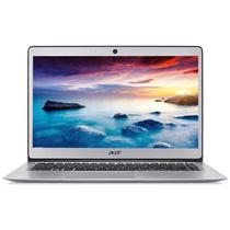 宏碁  SF113 13.3英寸全金属超轻薄笔记本电脑(N3350 4G 128G SSD IPS 蓝牙 指纹识别)星光银产品图片主图