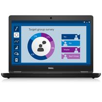 戴尔 Latitude 5480 14英寸商用笔记本 (i7-7600U 8G 1TB 独显 FHD Win10)产品图片主图
