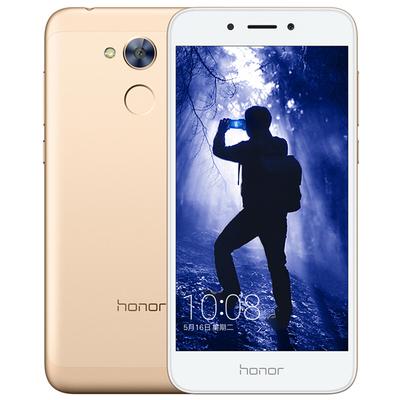 华为 荣耀 畅玩6A 3GB+32GB 金色 全网通4G手机 双卡双待产品图片1