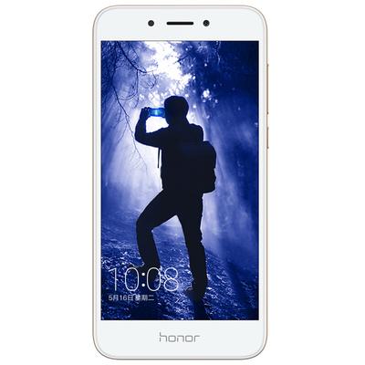 华为 荣耀 畅玩6A 3GB+32GB 金色 全网通4G手机 双卡双待产品图片3
