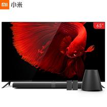小米 电视4 L65M5-AB 65英寸 3GB+32GB 4.9mm超薄 全景声影院 4K超高清智能平板电视机(灰色)产品图片主图
