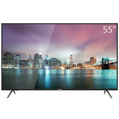 三星 UA55MUF30ZJXXZ 55英寸 4K超高清 智能网络 液晶平板电视  黑色产品图片1