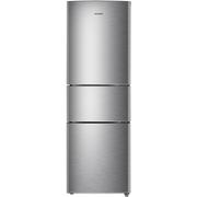 容声  245升 三门冰箱 风冷无霜 电脑控温 中门5~-20℃宽幅变温 二级能效 卡其银 BCD-245WD12NY
