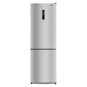 松下 NR-E29WS1-S 307升 钛钢银 全风冷无霜两门冰箱 电脑控制 LED显示屏