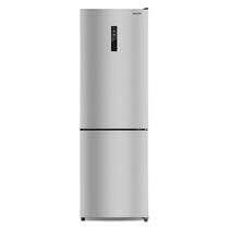 松下 NR-E29WS1-S 307升 钛钢银 全风冷无霜两门冰箱 电脑控制 LED显示屏产品图片主图