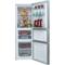 美菱 BCD-209M3CX 209升三门冰箱 三温区 家用节能静音(银)产品图片4