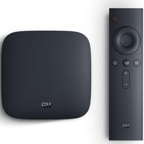 小米 盒子3S 网络电视机顶盒 4K输出 H.265  智能安卓网络盒子 HDR 黑色产品图片主图