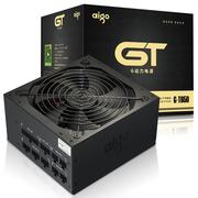 爱国者 额定650W G-T650全模组电源(铜牌80Plus/高转化效率/宽幅温控/三年质保)