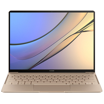 华为 MateBook X 13英寸超轻薄笔记本电脑(i5-7200U 8G 256G Win10 内含拓展坞)金产品图片主图