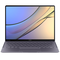 华为 MateBook X 13英寸超轻薄笔记本电脑(i5-7200U 4G 256G Win10 内含拓展坞)灰产品图片主图