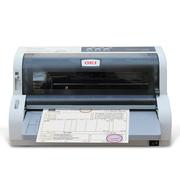 OKI 5920F 营改增发票 快递单连打平推票据针式打印机