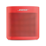BOSE SoundLink Color 蓝牙扬声器 II-红色 无线音箱/音响