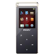 锐族 )D01 8G  银色  带触摸MP3/MP4  无损音乐播放器  有屏迷你