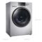 松下 XQG80-E78S2H 8公斤大容量变频滚筒洗衣机 泡沫净 三维立体洗 精准智控 银色产品图片1