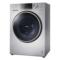 松下 XQG80-E78S2H 8公斤大容量变频滚筒洗衣机 泡沫净 三维立体洗 精准智控 银色产品图片2