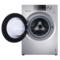 松下 XQG80-E78S2H 8公斤大容量变频滚筒洗衣机 泡沫净 三维立体洗 精准智控 银色产品图片3