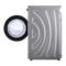 松下 XQG80-E78S2H 8公斤大容量变频滚筒洗衣机 泡沫净 三维立体洗 精准智控 银色产品图片4