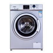 康佳 XQG100-BB14708S 10公斤 变频滚筒洗衣机 高温洗涤 静音节能 (银色)