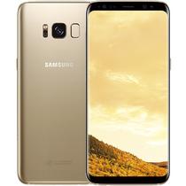 三星 Galaxy S8(SM-G9500)4GB+64GB版 绮梦金 移动联通电信4G手机 双卡双待产品图片主图