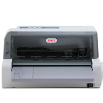 OKI 230F 平推式针式打印机 发票 票据 二维码打印机产品图片主图
