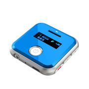 环格 H-R300 录音笔 MP3播放器 专业录音 运动MP3音乐播放器  16G 蓝色