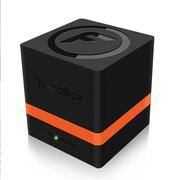 方正 盒子F5旗舰4K高清电视机顶盒 H.265硬解 安卓智能网络盒子播放器无线wifi