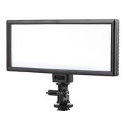 唯卓 L132B 摄影LED补光灯 儿童婚纱摄像灯外拍灯新闻灯 可调节亮度