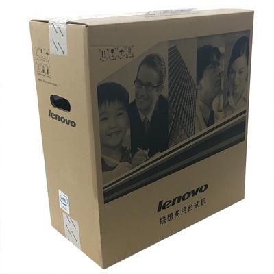 联想 扬天T4900d 台式电脑主机 (I5-7400 8G 1T 2G独显 DVDRW 千兆网卡 WIN10)单主机产品图片5