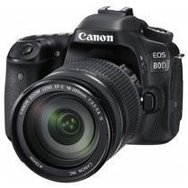 佳能 EOS 80D 单反套机(EF-S 18-200mm f/3.5-5.6 IS)产品图片主图