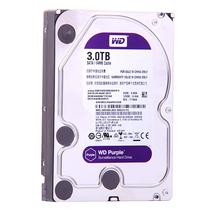 西部数据 紫盘 3TB SATA6Gb/s 64M 监控硬盘(30EJRX)产品图片主图