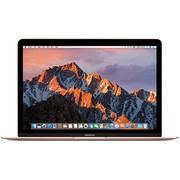 苹果 MacBook 12英寸笔记本电脑 玫瑰金色(Core m3 处理器/8GB内存/256GB闪存)