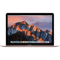 苹果 MacBook 12英寸笔记本电脑 玫瑰金色(Core m3 处理器/8GB内存/256GB闪存)产品图片主图