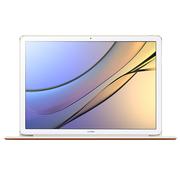 华为 MateBook E 12英寸二合一笔记本电脑(i5 8G 256G Win10 内含键盘和扩展坞)香槟金主机/棕色键盘