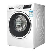 博世  XQG100-WAU28560HW 10公斤 智能变频 滚筒洗衣机 全触摸屏 静音 除菌 特渍洗 随心控时 家居互联(白色)
