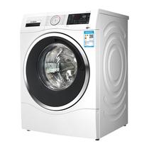 博世  XQG100-WAU28560HW 10公斤 智能变频 滚筒洗衣机 全触摸屏 静音 除菌 特渍洗 随心控时 家居互联(白色)产品图片主图