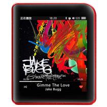 山灵 M1便携式 无损音乐 hifi播放器 mp3(中国红)产品图片主图