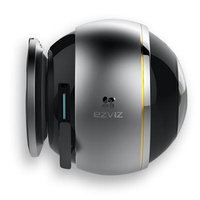 萤石 C6P 智能网络摄像机 wifi无线监控摄像头 高清红外夜视 双向语音 海康威视旗下品牌产品图片4