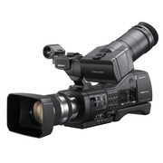 索尼 专业摄像机 NEX-EA50CK可换镜头摄录一体机  高清摄像机