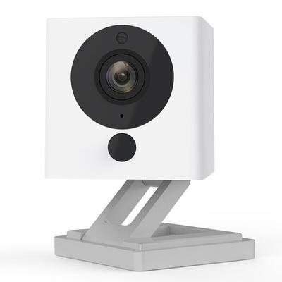 小米 小方智能摄像机WIFI网络监控摄像头 1080P全高清红外夜视 组合玩法 延时摄影 任性款产品图片2