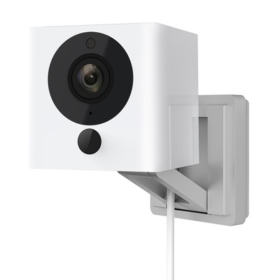 小米 小方智能摄像机WIFI网络监控摄像头 1080P全高清红外夜视 组合玩法 延时摄影 任性款产品图片3